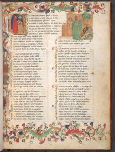 Canzoniere CXXIX (codice del XIV secolo)