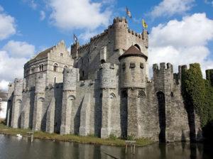 Castello dei Conti di Fiandra a Gand